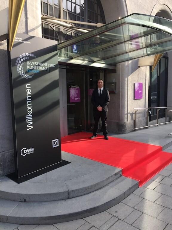 Galerie | Eventschutz & Doormen | Laris Security Sicherheitsdienst in München